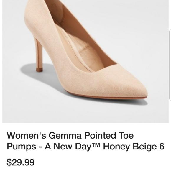 fc42e73e3 a new day Shoes - Women s Gemma Pointed Toe Pumps